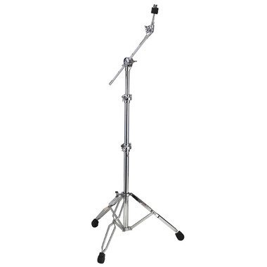 Gibraltar 6-Series heavy d/braced boom cymbal stand - 6609