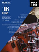 Trinity Rock & Pop Drums - Grade 6
