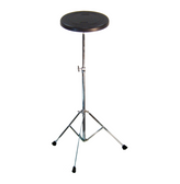 "Powerbeat 8"" Rubber Practice Pad + Stand Set"