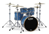 "PDP Concept Limited Edition - 5 Piece Kit (22"", 10"", 12"", 16"", 14"" SNR) with Hardware + Evans Head Pack - 1 ONLY!"