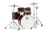 """Gretsch Energy - 5 Piece (22"""", 10"""", 12"""", 16"""" + 14"""" SNR) With Hardware"""