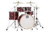 "Special Edition Mapex Mars 5 piece Kit (22"", 10"", 12"", 16"", 14""snr) w/ Hardware (Cherry Red)"