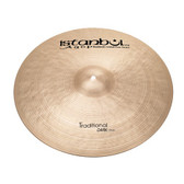 "Istanbul Agop 18"" Traditional Dark Crash"