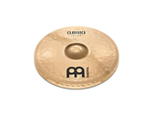 "Meinl 14"" Classics Custom Brilliant Medium Hi Hats"