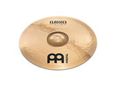 "Meinl 16"" Classics Custom Brilliant Medium Crash"