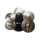 "Hush Series Cymbals (14"", 16"", 18"", 20"")"