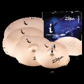 "Zildjian i Series Pro Gig Cymbal Pack (14"", 16"", 18"", 20"")"