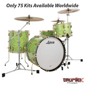 Classic Maple 110th Anniversary limited release – Vintage Emerald Pearl – 1927 Re-Issue WITH Matching Snare