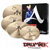 Zildjian A Sweet Ride Cymbal Set