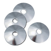 Dixon Metal Cymbal Stand Cup Washers - Pk 4