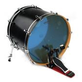 """Evans 22"""" Hydraulic Blue - Bass"""