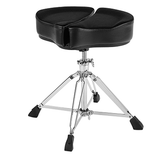 "Ahead 18"" Spinal-G Black 4 Leg Throne"