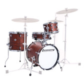 "Limited Edition - Ludwig 'Mojave Swirl' Breakbeats by Questlove - 4 Piece Kit (16"", 10"", 13"" + 14"" SNR) Shell Set"