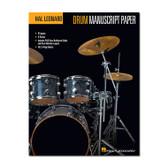 Drum Manuscript Book - 64 Pages