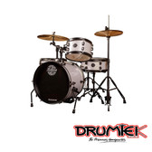 Ludwig - Pocket Kit (Includes Hardware, Cymbals & Stool)