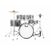 Pearl Roadshow Jr. w/ Hardware, Stool, Cymbals & Sticks
