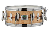 "NEW! Benny Greb Sonor Snare Drum - Scandinavian Birch. Centered ""Bubinga"" Inlay"