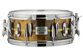 NEW! Benny Greb Sonor Snare Drum - Vintage Brass, with Centered Stripe