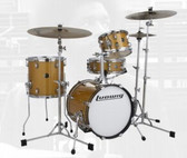 "Ludwig ' Gold Sparkle' Breakbeats by Questlove - 4 Piece Kit (16"", 10"", 13"" + 14"" SNR) Shell Set"
