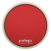 "Pro Logix 12"" Red Storm Practice Pad with Rim - Medium Resistance"
