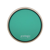 "Pro Logix 8"" Green Logix Practice Pad with Rim - Light Resistance"