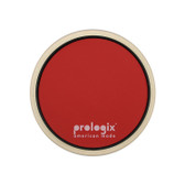 "Pro Logix 8"" Red Storm Practice Pad with Rim - Medium Resistance"