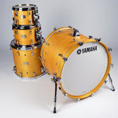 "Yamaha Absolute Hybrid Maple in Vintage Natural (Shells Only - 22"", 10"", 12"", 16"")"