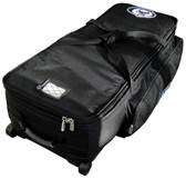 "Protection Racket 38"" Hardware Case With Wheels And Retractable Handle"