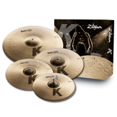 """Zildjian K Sweet Cymbal Pack - 14"""" 16"""" 18"""" 21"""""""
