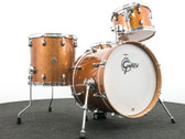 "Gretsch Catalina Jazz in Bronze Sparkle - 4 PieceShell Set (18"", 12"", 14"" + 14"" SNR)"