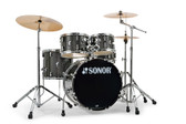 """Sonor AQX - Stage w/ 2000 Series Hardware (22"""",  10"""", 12"""", 16"""" + 14x5.5"""" snr)"""