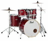 """Pearl Export EXL 22"""" Rock Shell Pack in Natural Cherry"""
