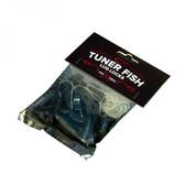 Tuner Fish Lug Locks Black 24 Pack