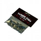 Tuner Fish Lug Locks Black 4 Pack