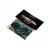 Tuner Fish Lug Locks Black 8 Pack
