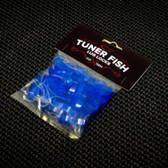Tuner Fish Lug Locks Blue 24 Pack