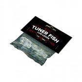 Tuner Fish Lug Locks Clear 4 Pack