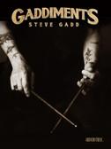 STEVE GADD - GADDIMENTS BOOK