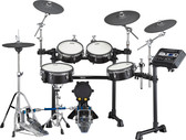Yamaha DTX8 Mesh Electronic Drum Kit in Black Forest