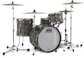 """Pearl President 75th Anniversary Series Shell Set with Lauan Shells in Desert Ripple (12"""", 14"""", 20"""", + Matching 14"""" Snare)"""