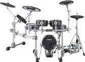 YAMAHA DTX10 Silicone ELECTRONIC DRUM KIT IN BLACK FOREST