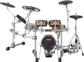 YAMAHA DTX10 Silicone ELECTRONIC DRUM KIT IN REAL WOOD