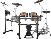 Yamaha DTX8 Silicone Electronic Drum Kit in Real Wood