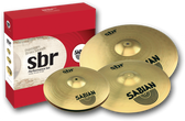 "Sabian SBR Promotional Pack (14"", 16"", 20"" + BONUS 10"")"