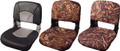 Tempress - All-Weather High-Back Seat, Sahara Shell, Mossy Oak Shadowgrass, Cloth Cushion - 45612