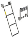 "Garelick - Transom Ladder, 34.5"" 4-Step - 19684"
