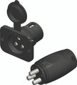 Marinco - 70A Trolling Motor Plug & Receptacle - 12VCPS3
