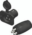 Marinco - 70A Trolling Motor Plug & Receptacle - 12VCPS3