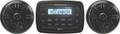 Milennia - MIL-PRV22 w/2 MIL-SPK652BB Speakers - MIL-MPK22