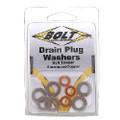 Bolt - Banjo Crush Washers 10mm 50/pk - DPWM10.145-50